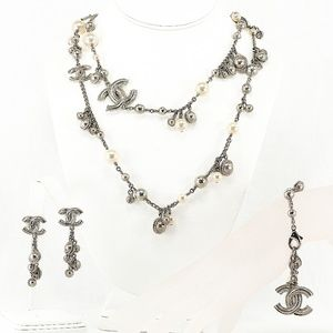 Bells of Chanel Jewelry Set